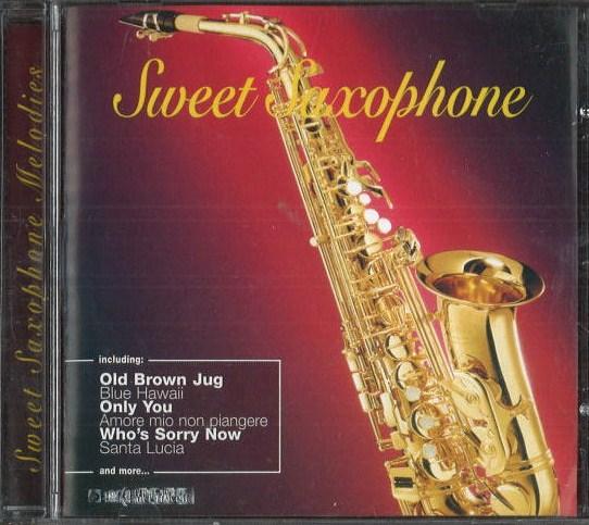 Sweet saxophone - CD