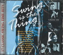 Swing is the Thing - CD