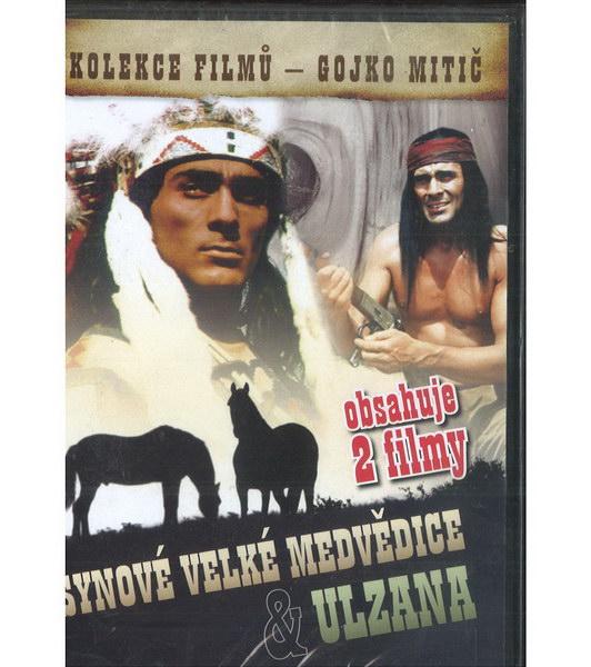 Synové Velké medvědice & Ulzana - DVD
