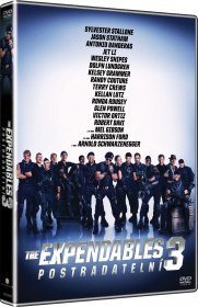 THE EXPENDABLES: POSTRADATELNÍ 3 - DVD
