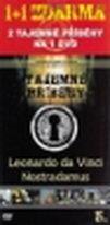 Tajemné příběhy 5 - Leonardo da Vinci / Nostradamus - DVD