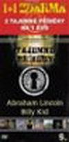 Tajemné příběhy 6 - Abraham Lincoln, Billy Kid - DVD
