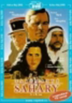 Tajemství Sahary 3.a 4. část - DVD