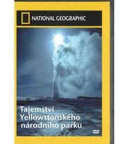 Tajemství Yellowstonského národního parku - DVD