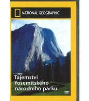 Tajemství Yosemitského národního parku - DVD