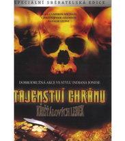 Tajemství chrámu křišťálových lebek - DVD