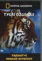 Tajemství indické divočiny - Tygří džungle - National geographic - DVD