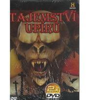 Tajemství upírů komplet 2 DVD