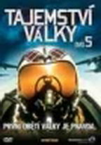 Tajemství války 5 - DVD