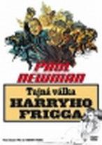 Tajná válka Harryho Frigga - DVD