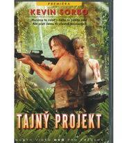 Tajný projekt ( slim ) DVD