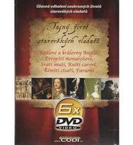 Tajný život starověkých vladařů_6 DVD