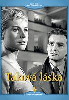 Taková láska - digipack DVD