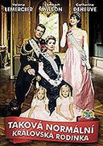 Taková normální královská rodinka ( pošetka ) DVD