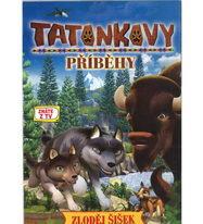 Tatonkovy příběhy - Zloděj šišek - DVD