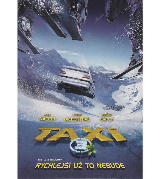 Taxi 3 - DVD
