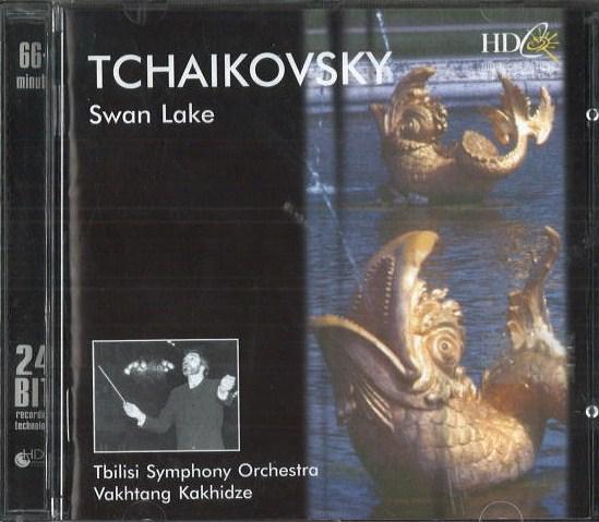 Tchaikovsky - Swan lake - CD