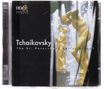 Tchaikovsky - The St. Petersburg Ballet School - CD