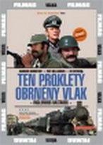 Ten prokletý obrněný vlak - DVD pošetka