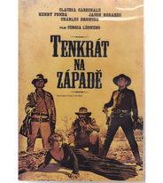 Tenkrát na západě - DVD