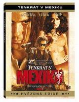 Tenkrát v Mexiku - DVD