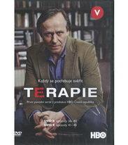 Terapie V - DVD