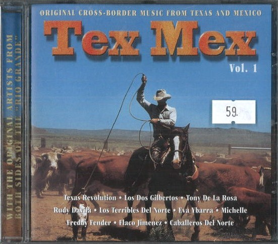 Tex men vol. 1 - CD