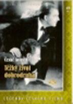 Těžký život dobrodruha - DVD