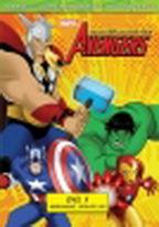 The Avengers: Nejmocnější hrdinové světa 1 - DVD