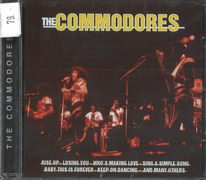 The Commodores - CD