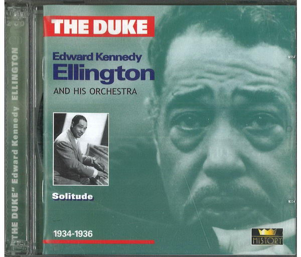 The Duke - Edward Kennedy Ellington and his orchestra - CD