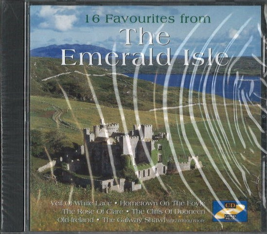 The Emerald Isle - CD