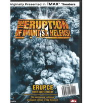 The Eruption of mount St. Helens / Erupce hory svaté Heleny - DVD