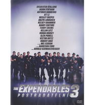 The Expendables 3 - Postradatelní 3 - DVD