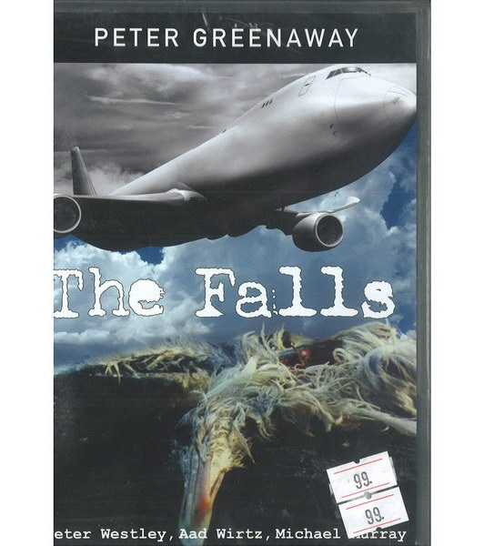 The Falls - DVD plast