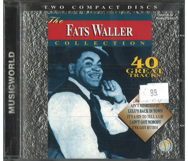 The Fats Waller collection - 2 CD