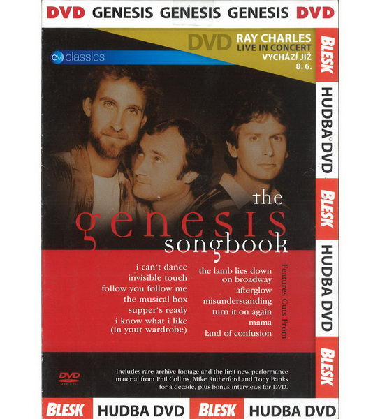 The Genesis Songbook - DVD