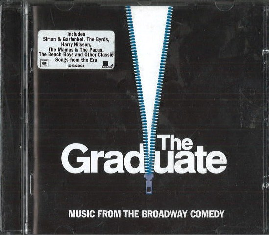 The Graduate - music from the Broadway comedy - CD