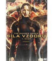 The Hunger Games: Síla vzdoru - 1.část - DVD
