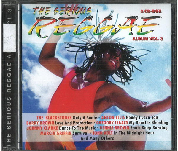The Serious reggae - vol. 3 - 2 CD