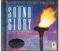 The Sound of Glory - John Williams - CD