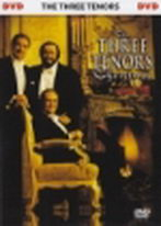 The Three Tenors - DVD