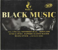 The World of Black Music - CD