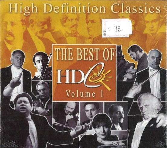 The best of High Definiton Classic - CD