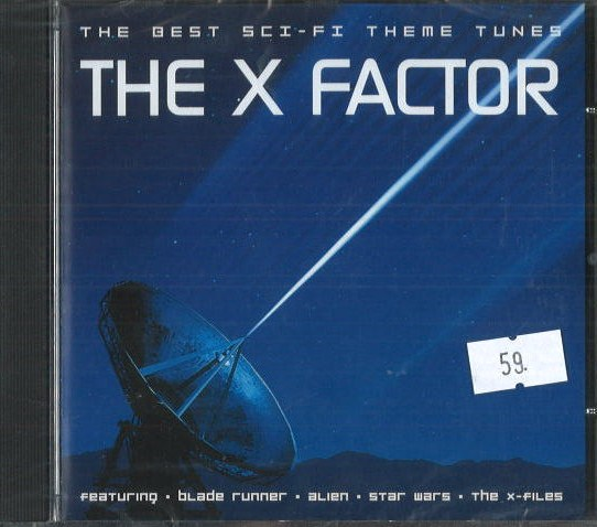 The best of sci-fi theme tunes The X Factor - CD
