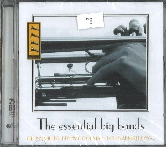 The essential big bands - CD
