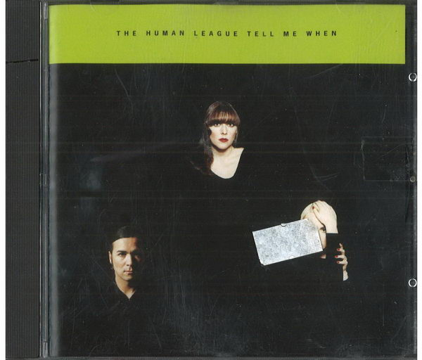 The human league tell me when - CD