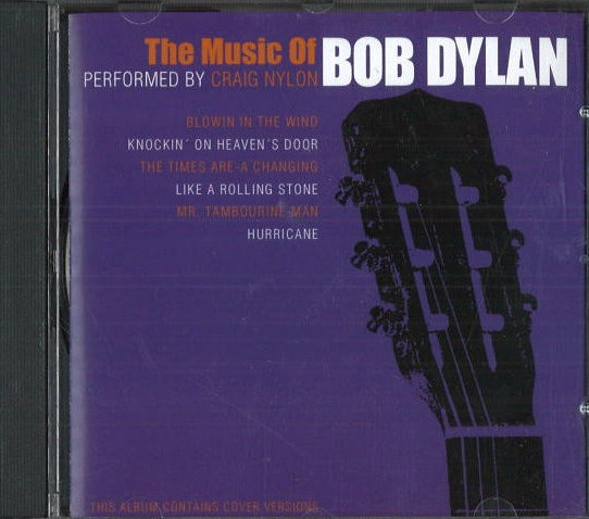 The music of Bob Dylan - CD