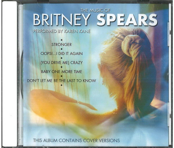 The music of Britney Spears - CD