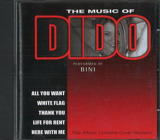 The music of Dido - CD